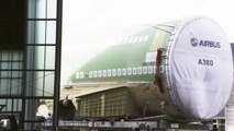 Etihad Airways Airbus A380 -  Production Process - At Airbus Manufacturing Plant - Part 1