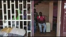 Gabon, Fermeture des dortoirs du campus universitaire