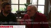Interview de Guillaume Faye (partie 6) : Quelle différence entre Eric Zemmour et Alain Soral ?