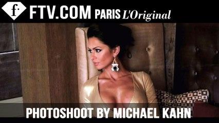 Model Antoinette Kalaj Photoshoot by Michael Kahn | FashionTV