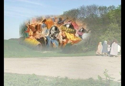 Croisade : Le départ