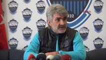 """Sai Kayseri Erciyesspor Teknik Direktörü Tütüneker """"Başakşehir'i Maçında Mutlaka Galip Gelmek..."""