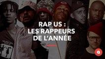 Rap US : les rappeurs de l'année (L'émission 20, Part 4/5)