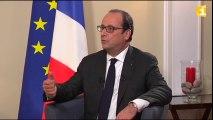 Entretien exclusif avec François Hollande