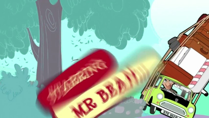 Mr. Bean Cartoon World Channel