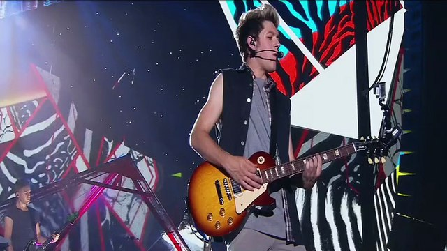 Alive - One Direction Where We Are Tour Live From San Siro Stadium
