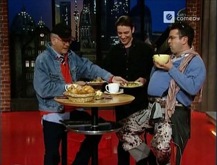 Die Harald Schmidt Show - 1249 - 2003-05-20 - Oliver Welke, Sonntagsfrühstück