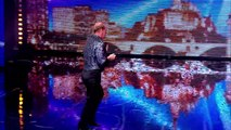 Stevie Starr - France's Got Talent 2014 audition - Week 1