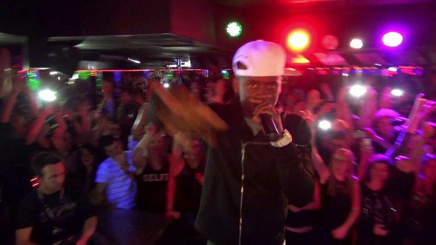 Soirée BLACK M en live ! au César's 06-12-14