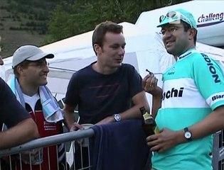 Die Harald Schmidt Show - 1278 - 2003-07-14 - Tour de France, Manuel in Alpe d'Huez