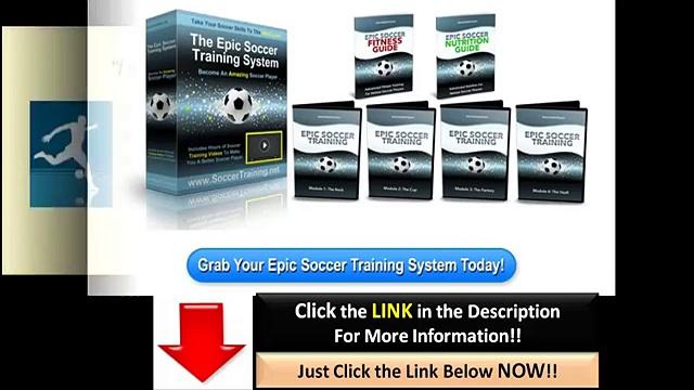 Epic Soccer Training + Soccer + Soccer Games