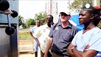 Karácsony az ebola árnyékában