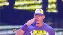 FULL-LENGTH MATCH - SmackDown - John Cena vs. Kane - Lumberjack Match
