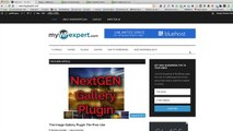 How To Create a WordPress Gallery using NextGEN Gallery