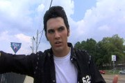 Cody Slaughter on doing the last chance competition Elvis Week 2010 video