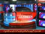 Tonight With Jasmeen ~ 25th December 2014 - Pakistani Talk Show - Live Pak News