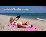 Fitness Babe WorkOuts Six Pack Abs Workout