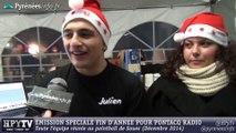 [HAUTES-PYRENEES] Julien Toth-Deswarte Pontacq Radio (26 décembre 2014)