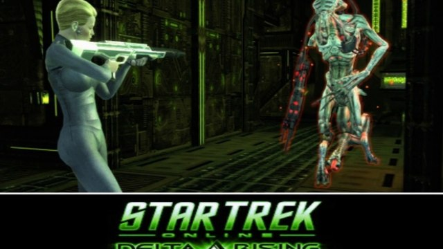 Seven Of Nine Borg (Jeri Ryan) Star Trek Voyager | You Can Play As Her !