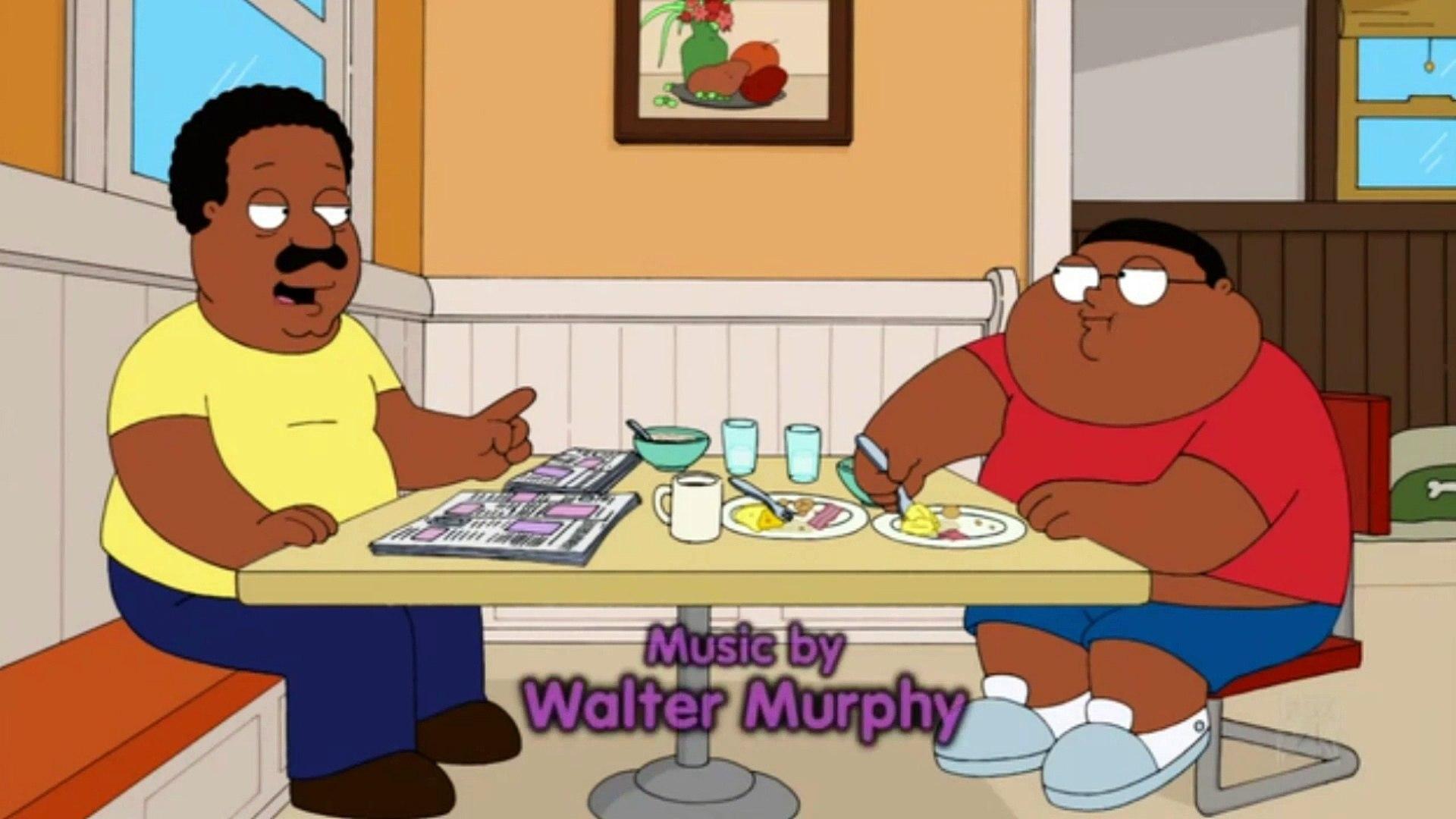 The Cleveland Show S01E04 Clip #1.