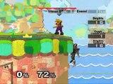 Fabustis joue à Super Smash Bros. Melee (Europe) (En,Fr,De,Es,It) (26/12/2014 12:44)