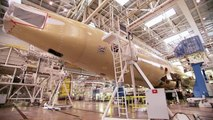 Qatar Airways A350 XWB jetliner - Production Process Of Qatar Airways Airliner A350 XWB