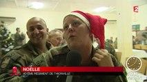 Opération Sangaris : les militaires français fêtent Noël en Centrafrique