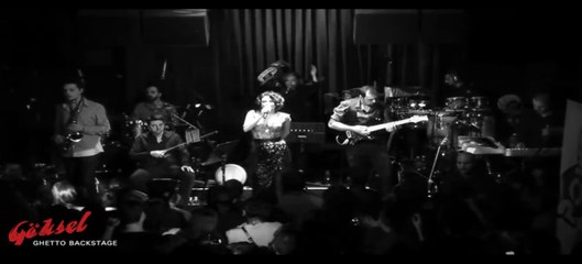 Göksel - Ghetto Backstage
