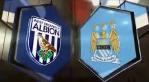 West Bromwich Albion vs Manchester City 1-3 Goals & Highlights