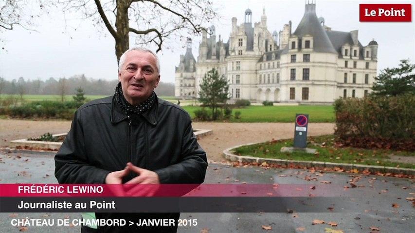 Visites interdites. Le château de Chambord, épisode 1. La naissance du Bourgeois Gentilhomme sur un pallier.
