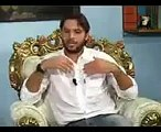 cricketer shahid afridi (boom boom) talking about tableegi jamat, talking about islam