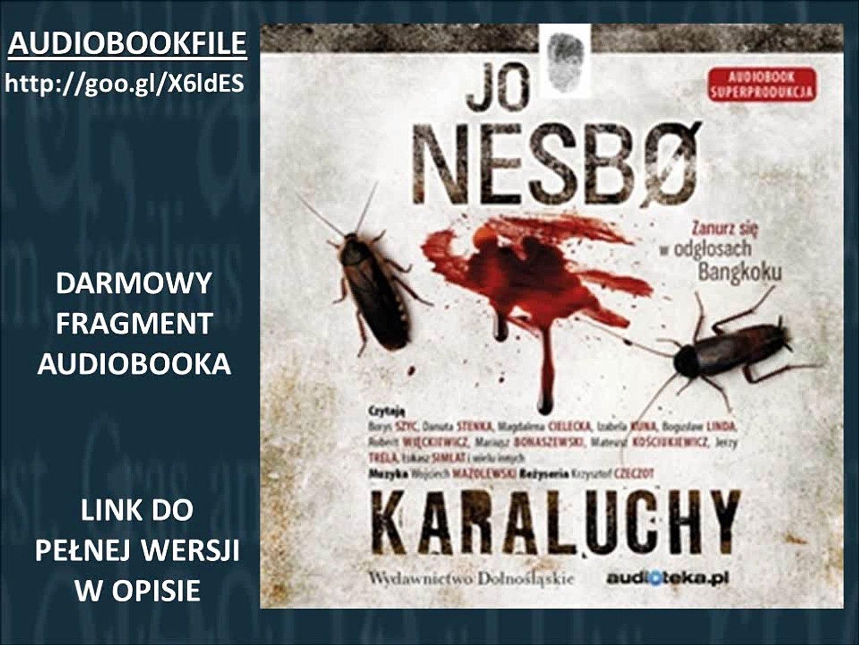 KARALUCHY - Jo Nesbo - AudioBook, MP3, do słuchania