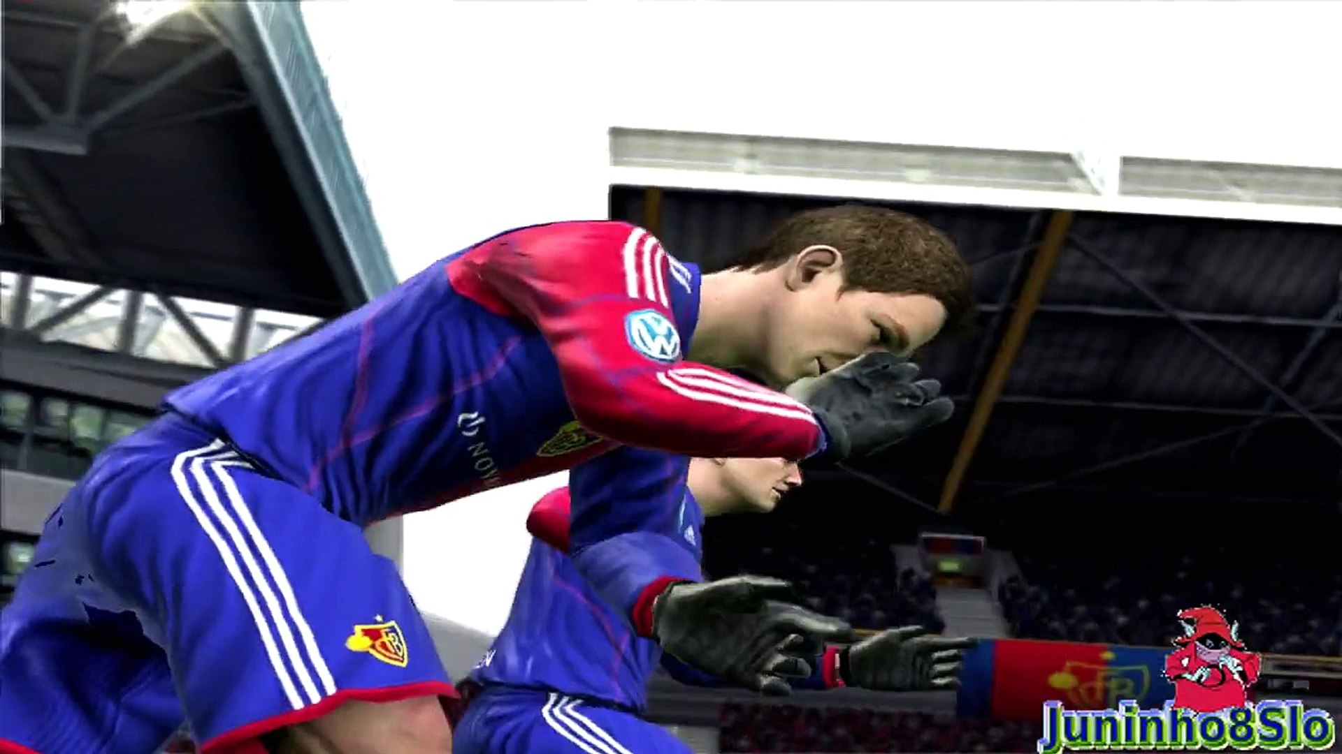 Fifa 10-Manager Mode-FC Basel vs BSC Young Boys-Game 67