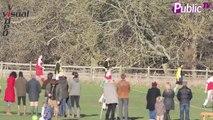 Exclu Vidéo : Le prince Harry se tranforme en footballeur pour la bonne cause !