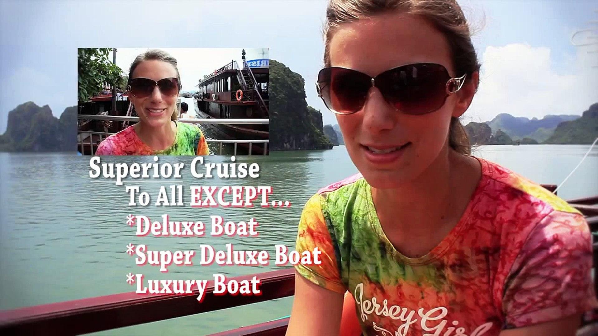 Ha Long Bay Travel Review - Asiana travel