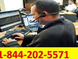1-844-202-5571||Get gmail tech support toll free help number and One call to tech support can save your time
