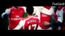 Arsenal 2-1 Queens Park Rangers - All goals & highlights   EPL 2014-15
