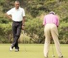 Halk Selle Boğuşuyor Başbakan Golf Oynuyor