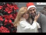 Napoli - Pranzo di Natale nella Galleria Principe di Napoli (25.12.14)