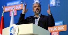 """Hamas Lideri, AK Parti Kongresine """"Tekbirlerle"""" Katıldı"""