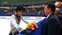 羽生結弦 Yuzuru Hanyu - 2014 Japanese Nationals FS