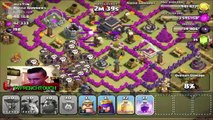 2 Attaques Gdc En live Face Commentary Clash of clans[1]
