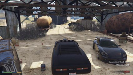GTA 5 - Secret & Rare Armoured Car Location - GTA 5 Secret Vehicles