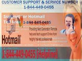 1-844-449-0455 Hotmail Technical Support Phone Number USA-Tech Support