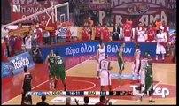 Ολυμπιακός-Παναθηναϊκός 65-67  4ος τελικός