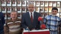 Sivas Şehit Ailelerinden İç Güvenlik Paketine Destek