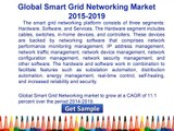 Global Smart Grid Networking Market 2015 Share, Industry Growth, Forecast 2019