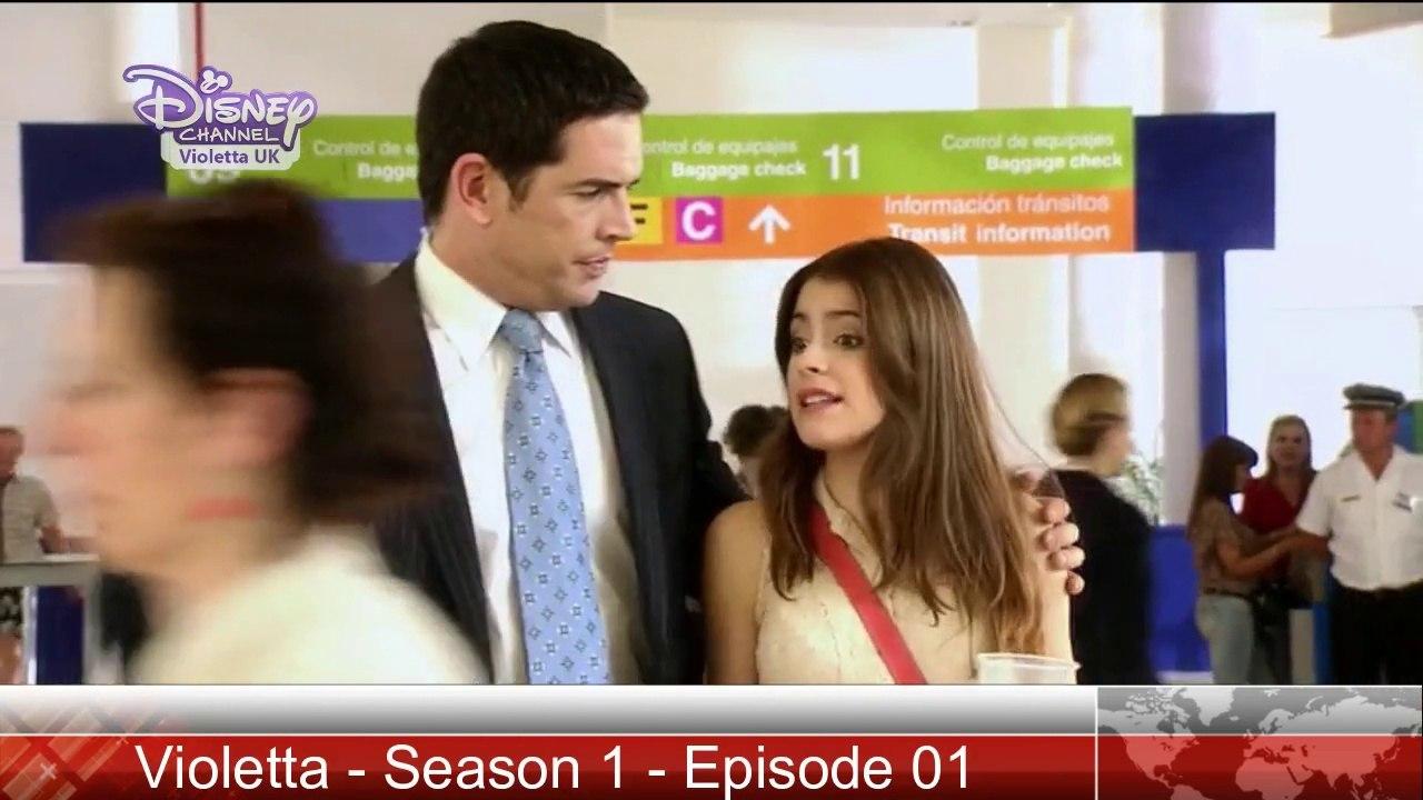 Violetta-Season 1 - Episode 1 (English)