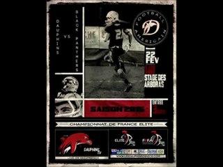 Dauphins / Black Panthers 22/02/2015