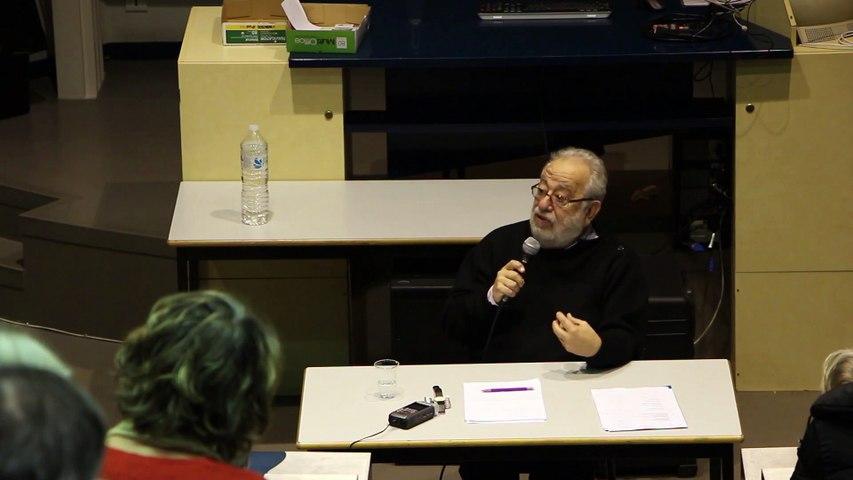 """Conférence """"l'état du monde"""", partie 5, Gus Massiah, 15/11/2014"""